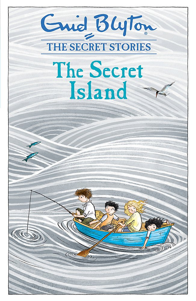 The Secret Island (Secret Stories, Band 1)