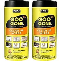 Goo Gone Clean Up Wipes, (2 Pack)