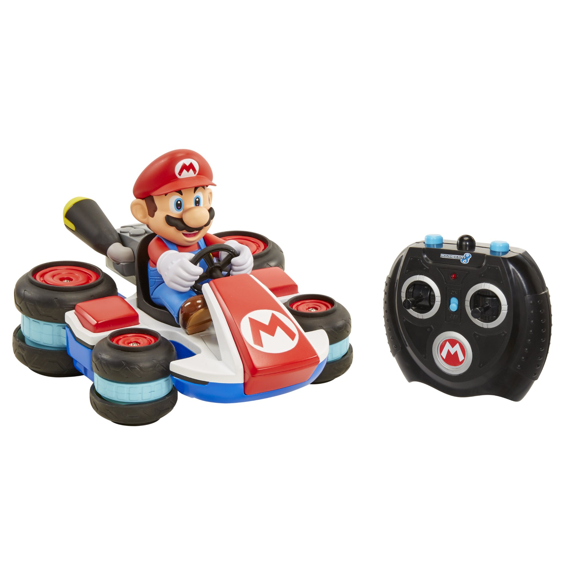 NINTENDO Super Mario Kart 8 Mario Anti-Gravity Mini RC Racer 2.4Ghz by Nintendo (Image #5)