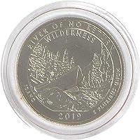 2019 W BU National Parks Quarters - 5 coin Set West Point Mint Uncirculated