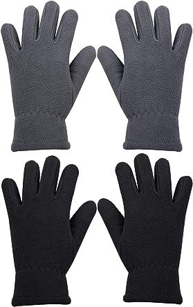 Guantes de invierno gruesos para ni/ños y ni/ñas Cooraby