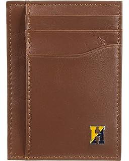 Amazon.com: Tommy Hilfiger - Cartera de piel con bolsillo ...