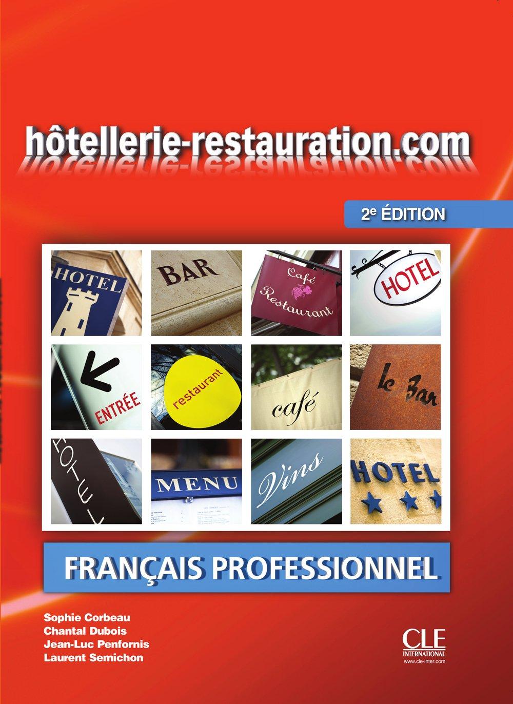 hôtellerie-restauration.com neu: Livre de l'élève + DVD-ROM