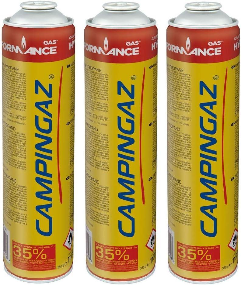 ALTIGASI 3 unidades – Cartucho bombona de gas 350 gramos ...
