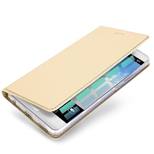8 opinioni per Flip Cover Case, Custodia a Libro Portafoglio Wallet Per Huawei P10 Plus, TPU