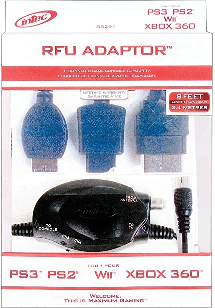 Review Universal RF Adapter