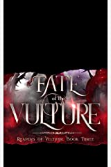 Fate of the Vulture: An Epic Dark Fantasy (Reapers of Veltuur Book 3) Kindle Edition