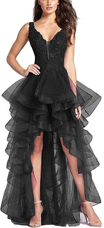 Aurora Bridal Womens Tulle Party Prom Dresses Bridesmaid Dresses Long