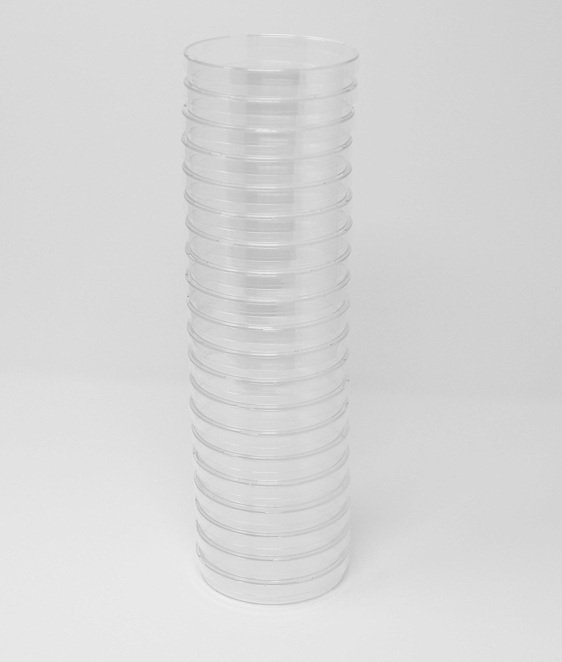 EZ BioResearch Petri Dish with Lid, 100 mm x 15 mm, Sterile, 20/pack by EZ BioResearch