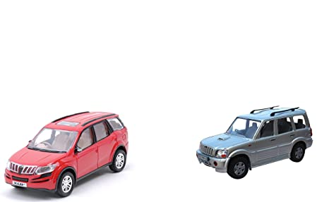 Buy Centy Toys Combo Of Xuv 500 And Scorpio Multi Color Online At