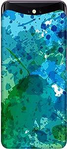 ستايلايزد غطاء اوبو فايند اكس سهل التركيب وبتصميم رقيق مطفي اللمعان