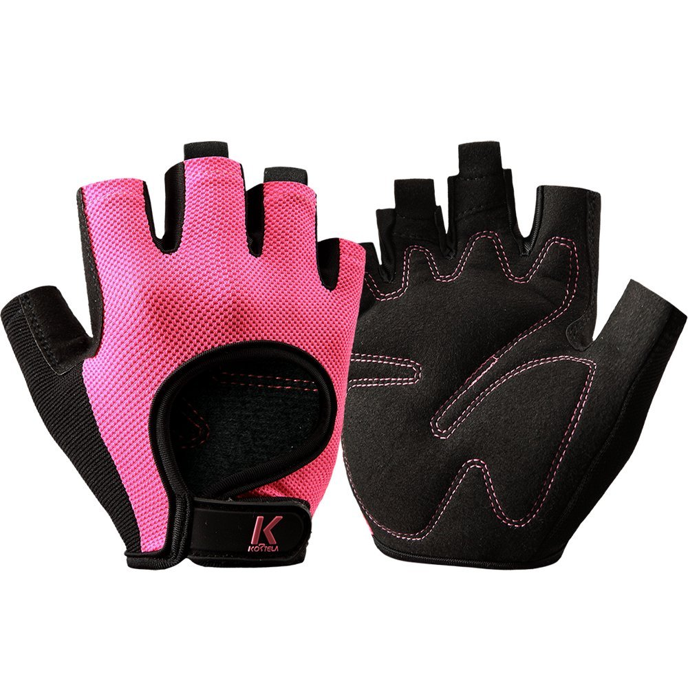 B.BANG Hot Gym Weightlifting Exercise Half Finger Sport Cycling Fitness Gloves