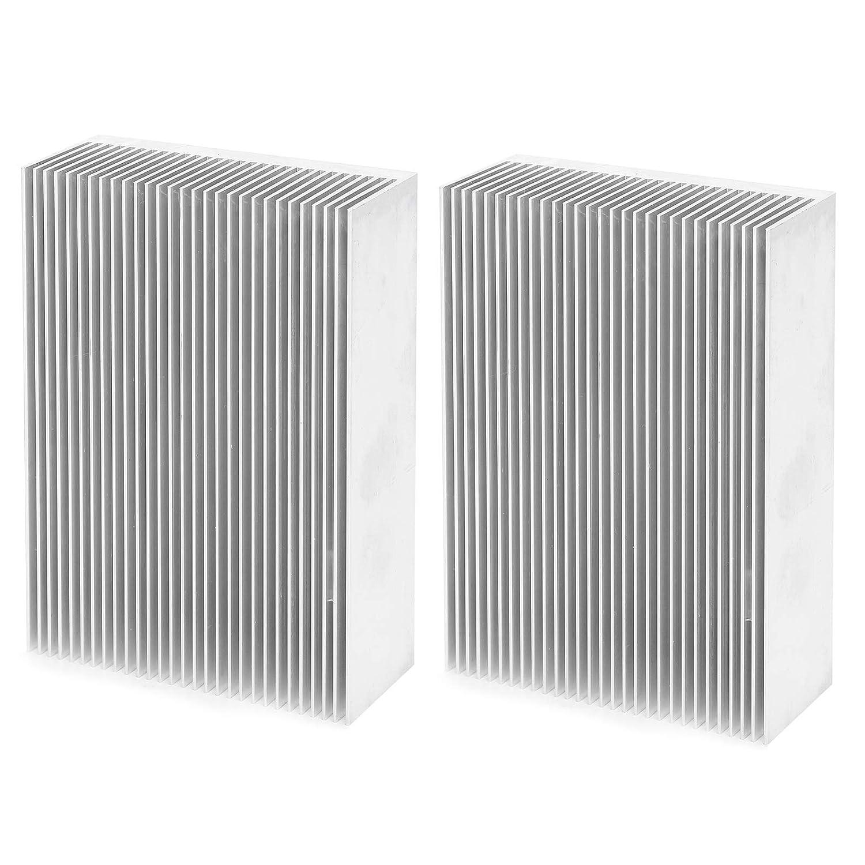 Heatsink 2pcs for IC Radiators for Circuit Cooling