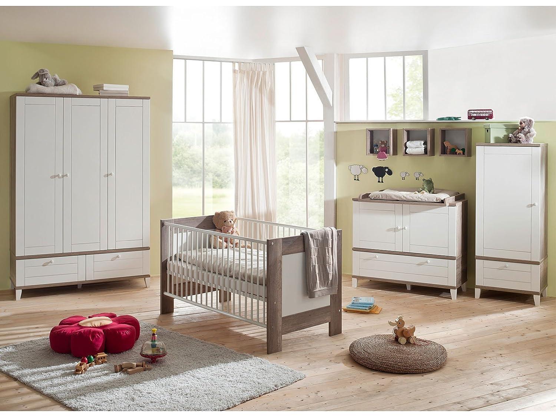 Babyzimmer Kinderzimmer Juniorzimmer Jugendzimmer Baby Kinder Möbel Nissie I