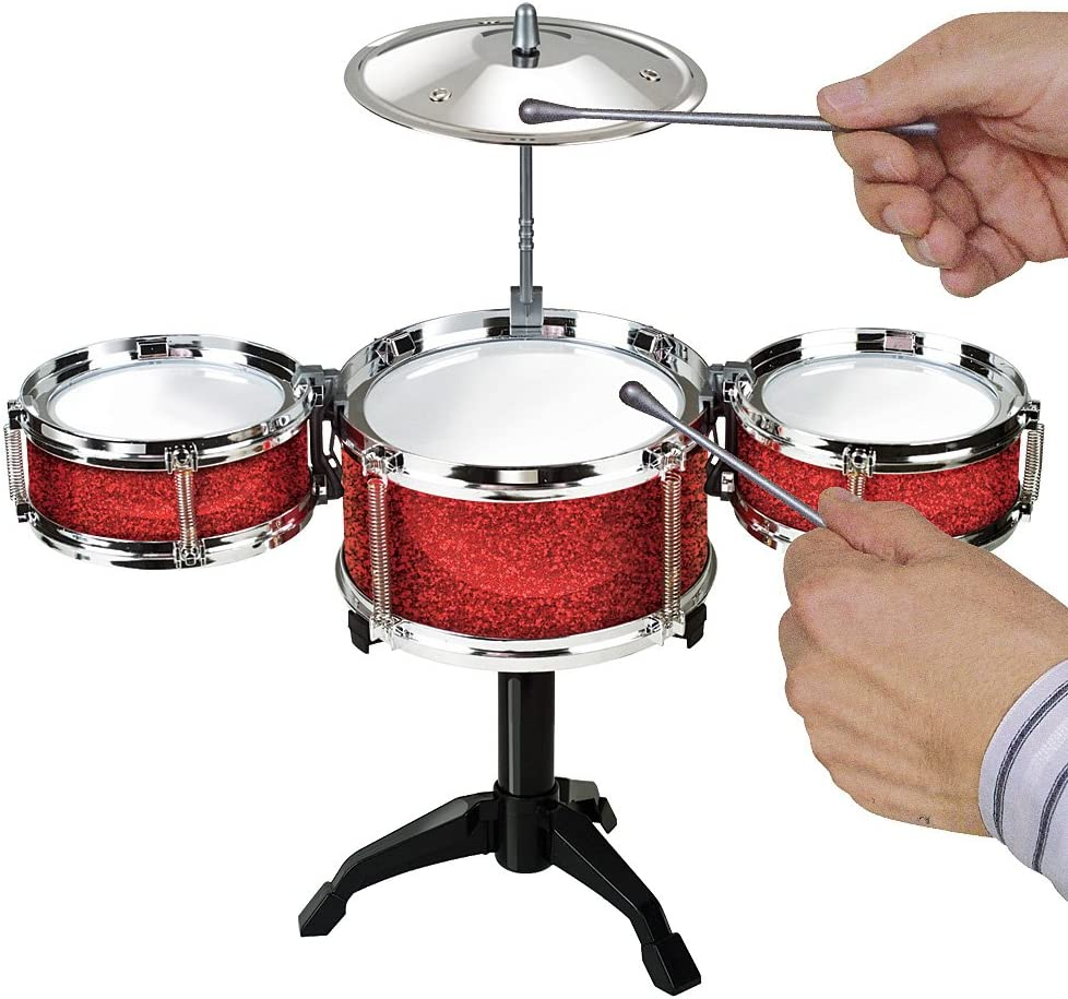 Table Top Games Desktop Drum Set