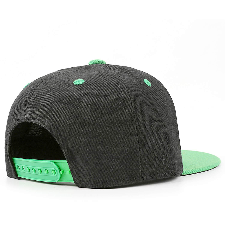 SDHAK Flat Bill Trucker Hats for Men Women Baseball Caps Cool Hat