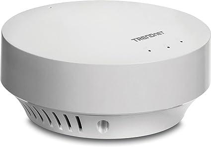 TRENDnet N300 High Power PoE Access Point, 4dBi Antenna Gain, AP, Repeater, WDS, AP, WDS Bridge, Up to 4 SSIDs, MAC Address Filtering, IPv6, TEW-735AP