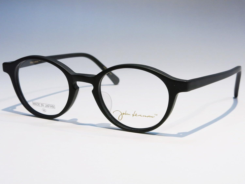 John Lennon ジョンレノン メガネ セルフレーム JL6006 (Col.2)   B00HO9MK1C