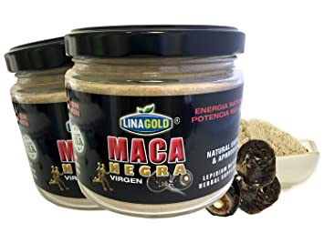 Maca Negra Virgen - Powder
