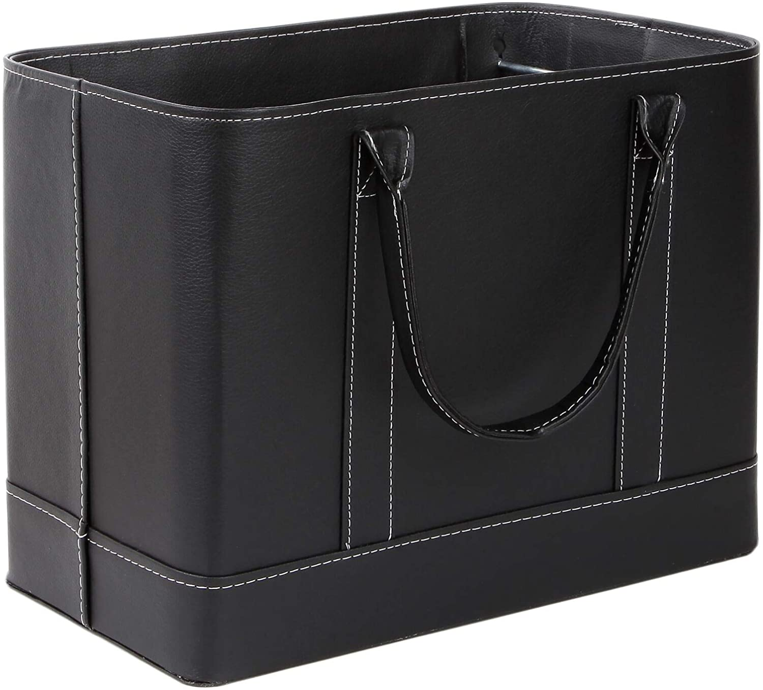 Chic File Organizers (Black) : Office Products