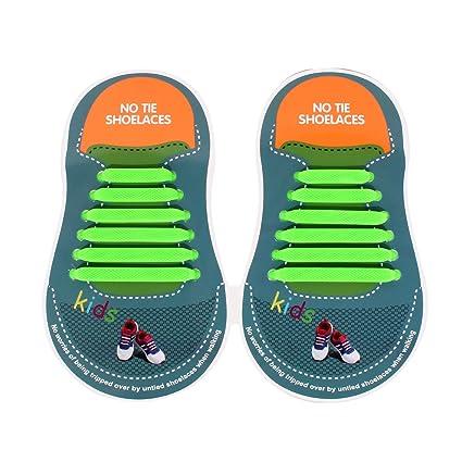 Zapatillas De Sin NiñosElásticos Silicona Corbata Las Los Para Htt Cordones Zapatos rhQCtsd