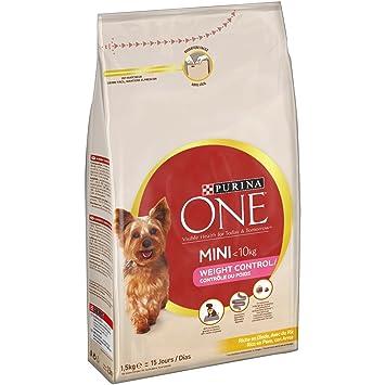 Purina One - My Dog Is Perro Mini Food Lover Pavo y Arroz, 1,5 Kg: Amazon.es: Productos para mascotas