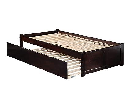 Amazon Com Atlantic Furniture Ar8022011 Concord Flat Panel Foot