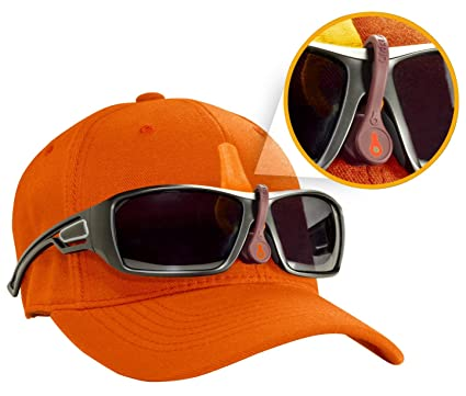 LidsLash Eyewear Retainer For Hats U2013 Magnetic Sunglass Strap Holder For Men  And Women   MRN