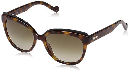 Liu Jo Lj689S 218 56 Gafas de sol Blonde Tortoise Mujer ...