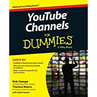 Image for YouTube Channels For Dummies