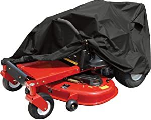 Raider 02-7730 SX-Series Weather and UV-Resistant Zero-Turn Lawn Tractor Storage Cover