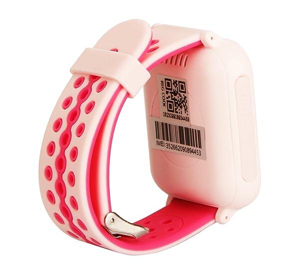 "JingStyle Kids Smart Watch Phone GPS Tracker Watch for Girls Boys 1.5"" Touchscreen Child Smart"