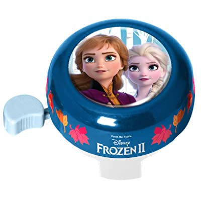 Stamp RN244084 Frozen Anna Elsa Doorbell, Blue: Toys & Games