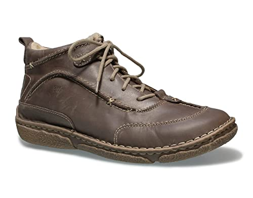 new product f2a40 831ee Josef Seibel Nikki Damen Hohe Sneakers