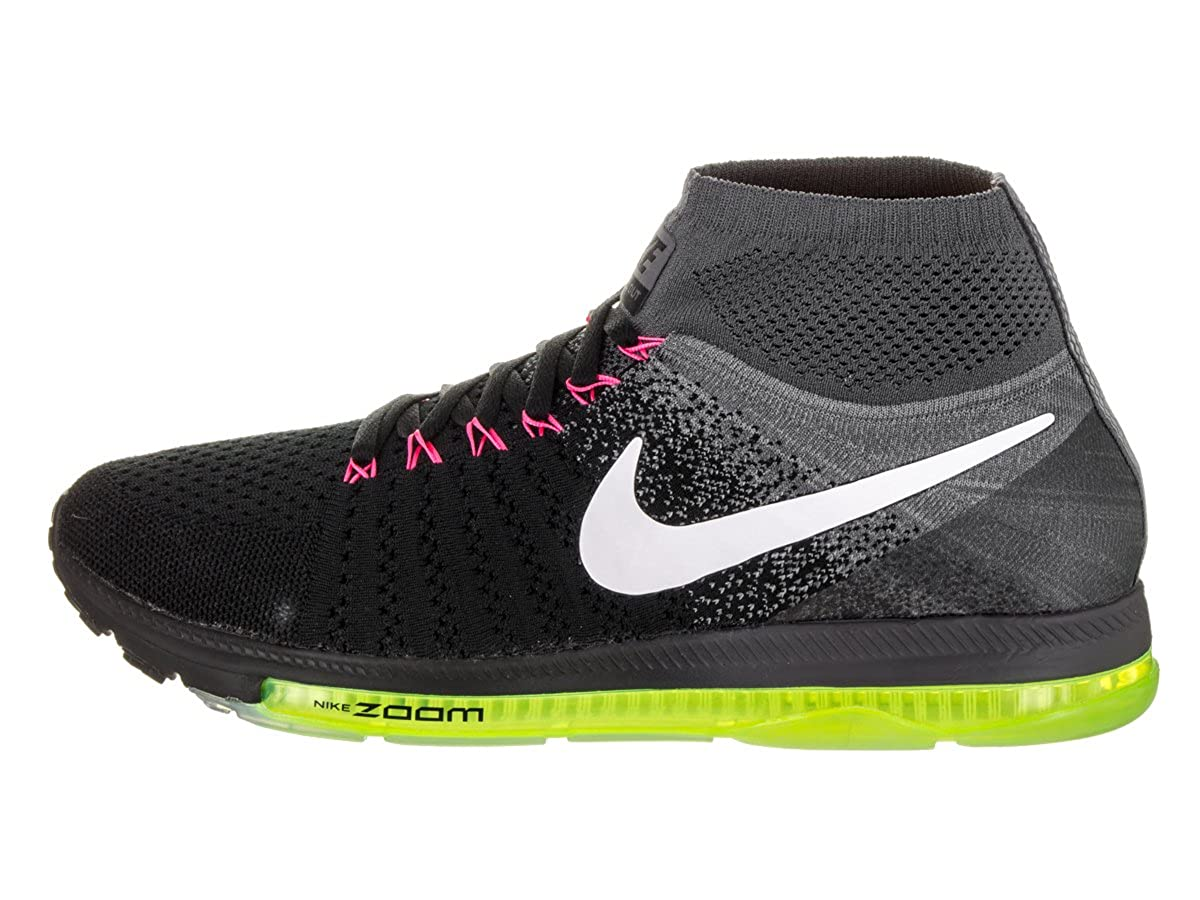 new arrival cd456 d629b Amazon.com   Nike Zoom All Out Flyknit Mens Running Shoes   Athletic