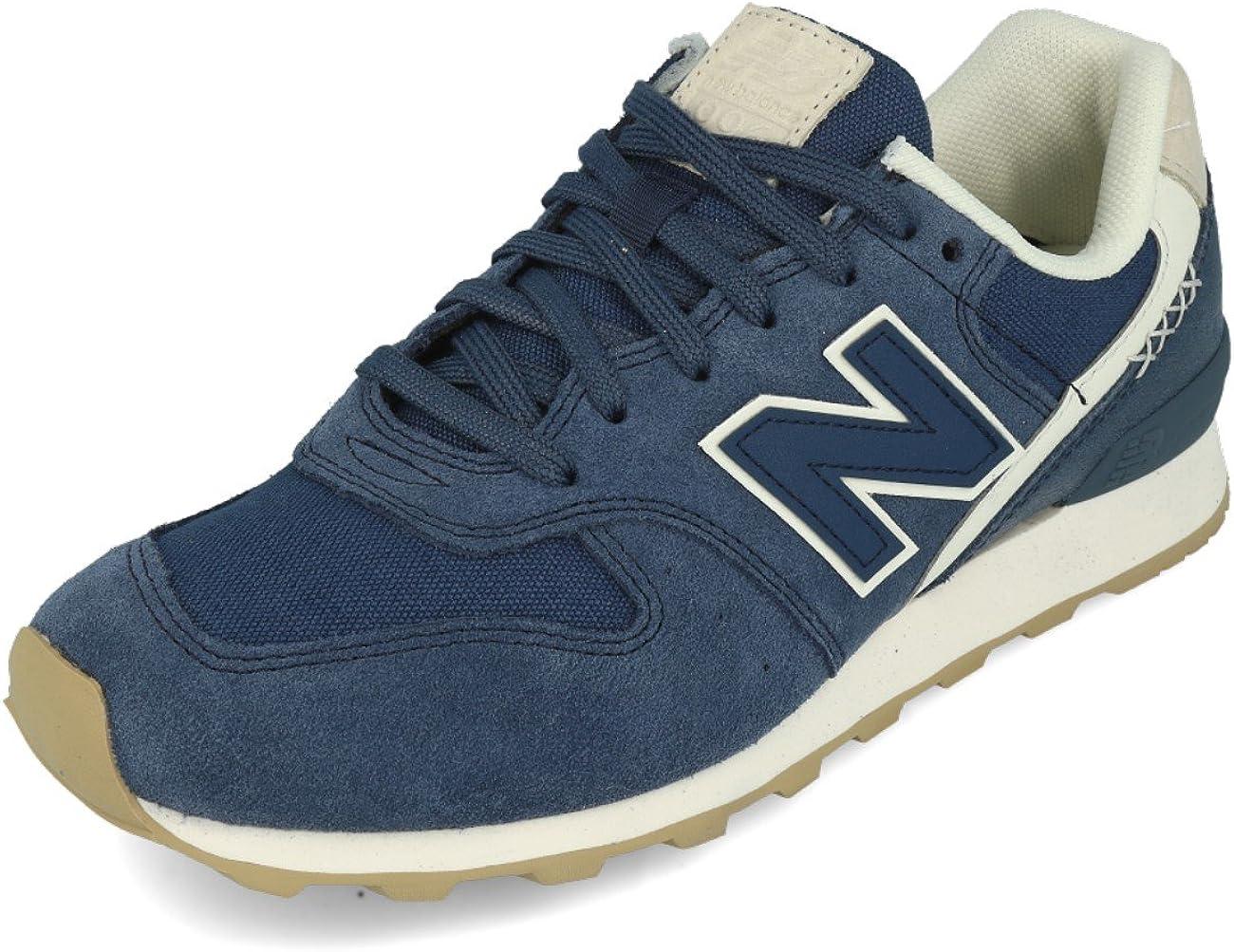 Zapatilla NEW BALANCE WR996 BN Lifestyle 41 Marino: Amazon.es: Zapatos y complementos