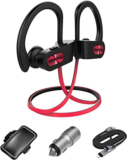 Cheetah Sport Mpow Aukson 4,1 auriculares estéreo inalámbricos auricular auriculares con AptX, micrófono manos libres,