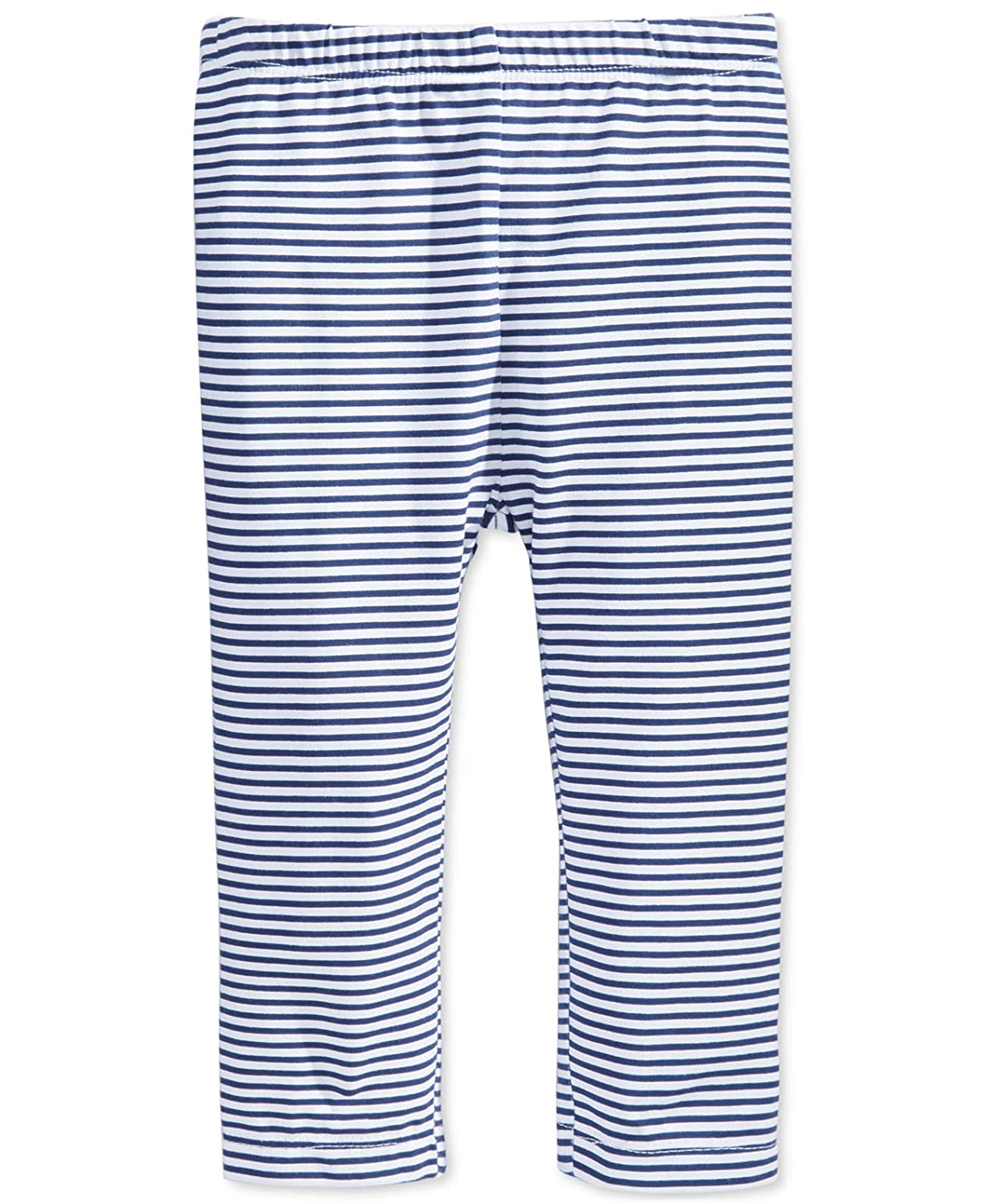 Blue, 18 Months Striped Leggings First Impressions Baby Girls