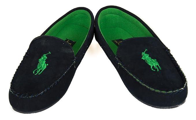Polo Ralph Lauren Zapatillas mocasín hombre homewear artículo ...