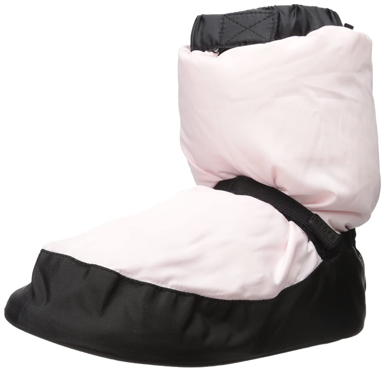 Bloch Women's Warm up Boot/Slipper B01C5O9D7O Medium/6-8 M US|Candy Pink
