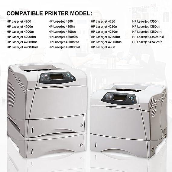 hp laserjet 4300dtn printer Driver Download