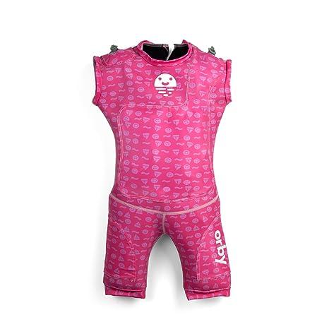 Orby jetsuit cálido neopreno seguro niños ropa de flotador de la piscina natación Wet Suit,