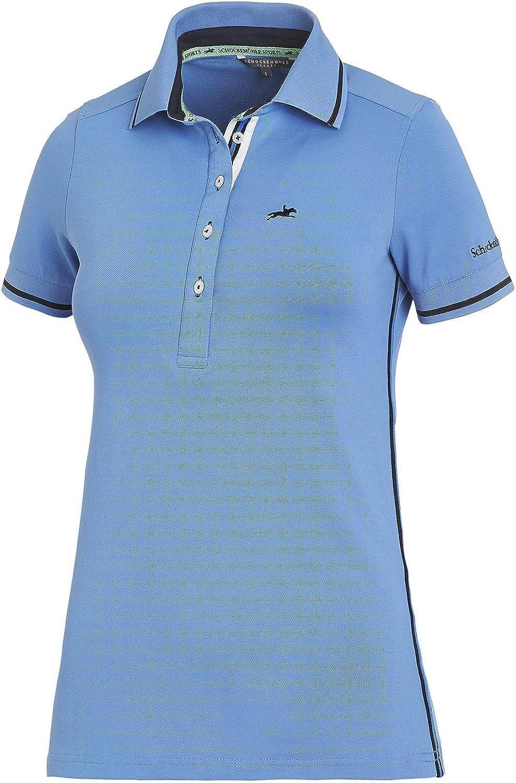 Damenshirt T-Shirt Shirt Schockem/öhle Sports Poloshirt MANOLI- Style