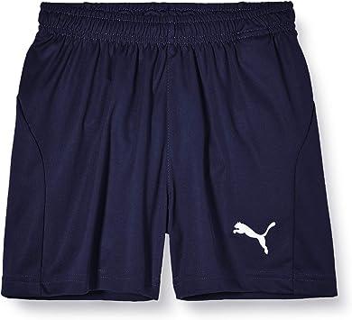 Image ofPUMA Liga Shorts Core Jr - Pantalones Cortos de Fútbol Unisex niños
