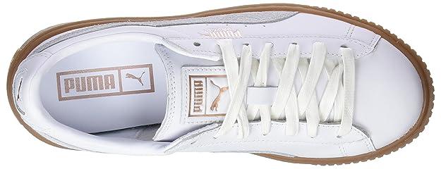 Puma Basket Platform Euphoria Gum, Sneakers Basses Femme