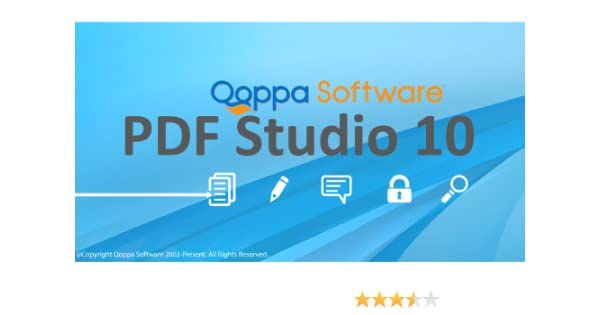 PDF Studio 10 Advanced PDF Editor for Windows - Pro Edition [Download]