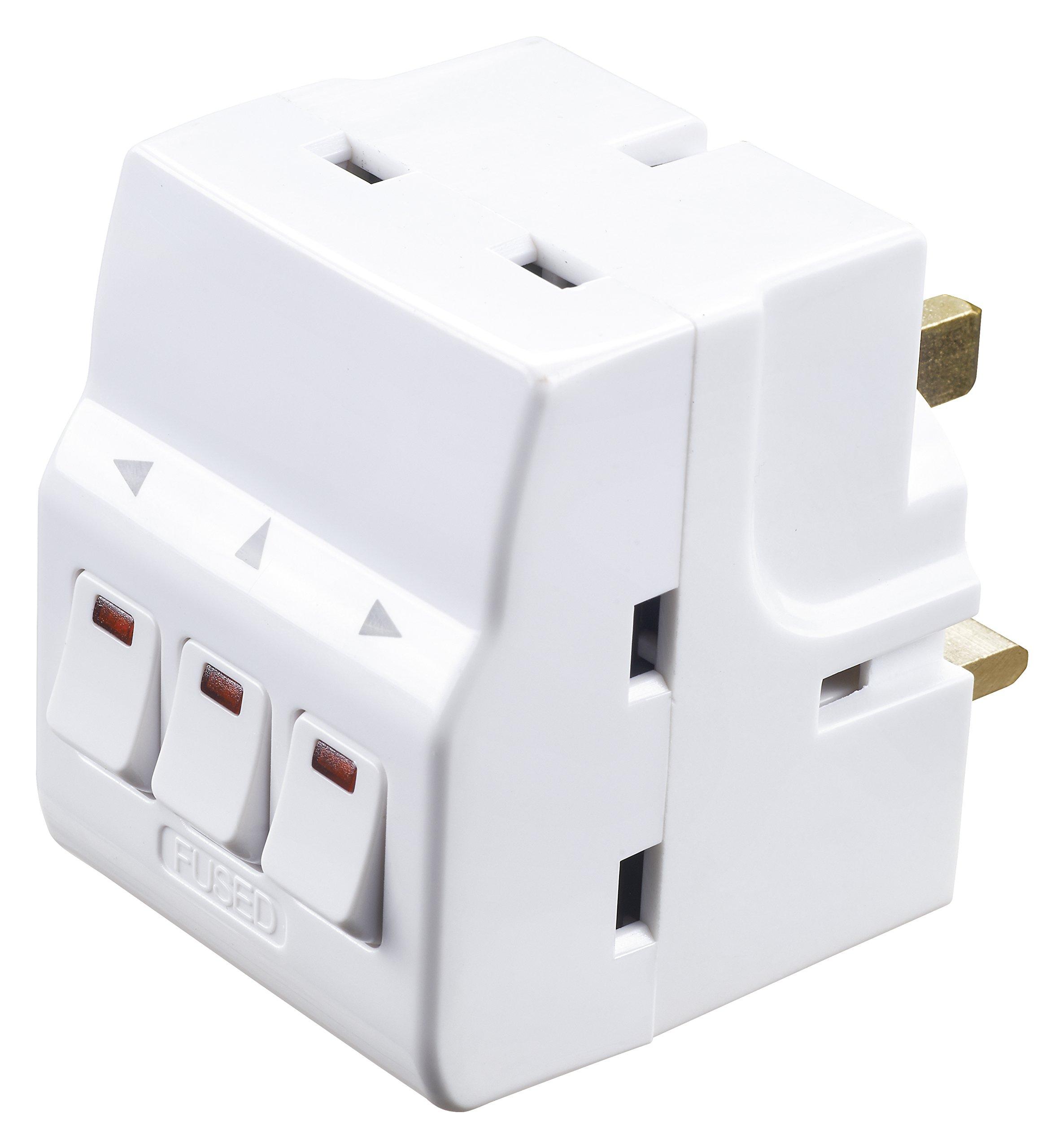 Plugs and Sockets: Amazon.co.uk