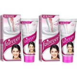 Fairever Naturals Fairness Solution with Saffron and Milk Cream 50g (Pack of 2)