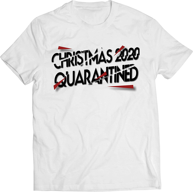 lepni.me Camisetas Hombre Navidad 2020 en Cuarentena en el ...