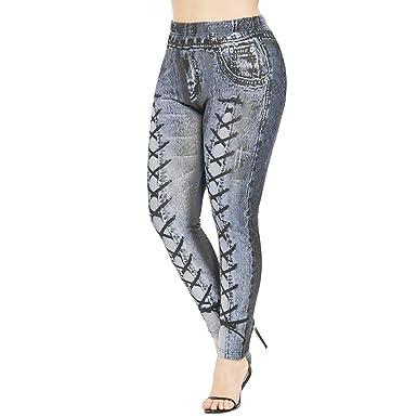 Mujer Vaqueros Mujer Rotos Strir Mujer Elasticos Skinny Jeans Pantalones Algodon Push Up Flacos Jeans Leggings Elasticos Ropa Ak Oz Com